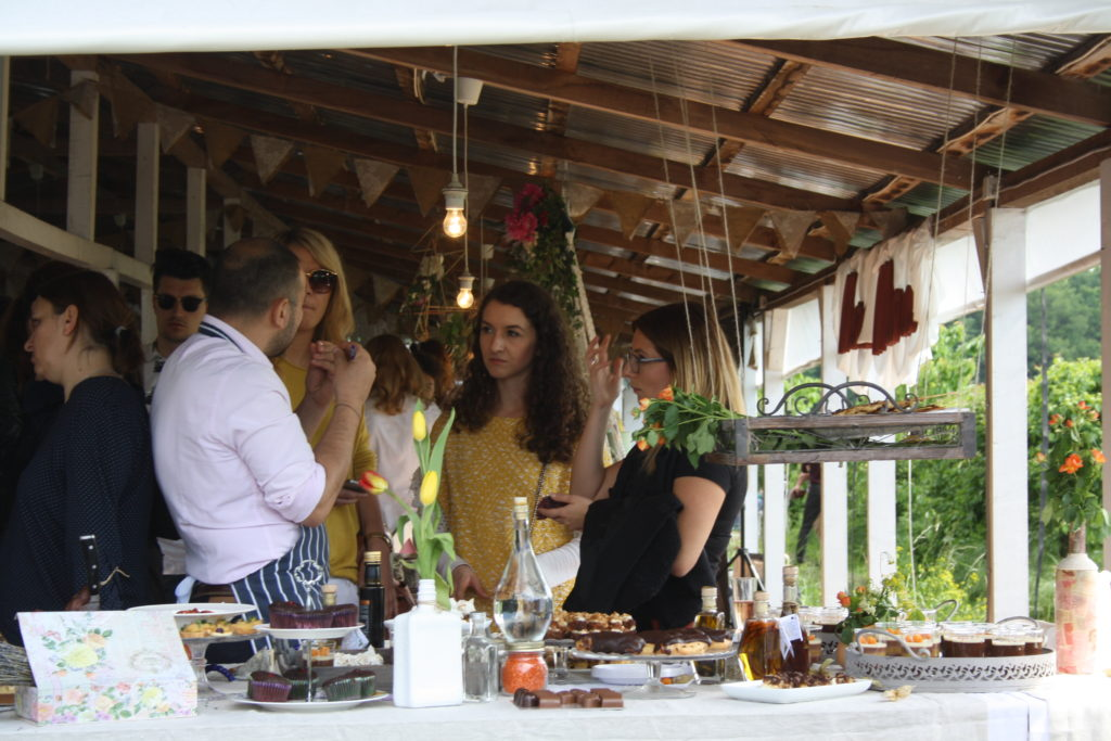Bacania Veche la The Wedding Market 2016